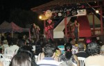 Aurélio cantou Estrada de Chão e outros sucessos de seu repertório (Foto: Divulgação)