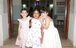 Coroação de Maria - Amanda, Tharyssa e Maria Eduarda (1)