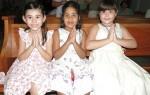 Coroação de Maria - Amanda, Tharyssa e Maria Eduarda (11)