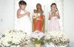 Coroação de Maria - Amanda, Tharyssa e Maria Eduarda (25)