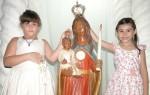 Coroação de Maria - Amanda, Tharyssa e Maria Eduarda (29)