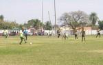 Mangueiral e Pantanal fizeram a 2ª semifinal do campeonato de futebol Amador Ladarense (Foto: Piccinin)