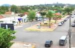 Área central da cidade, Avenida 14 de Março (Foto: Divulgação)