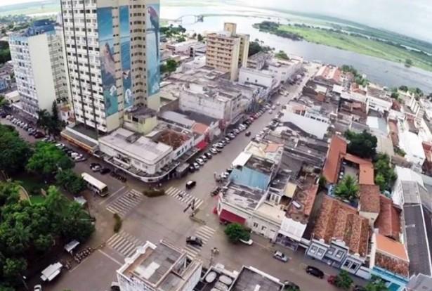 Cidade cresce com investimentos em todos os setores (Imagem: Camalote Vídeos)