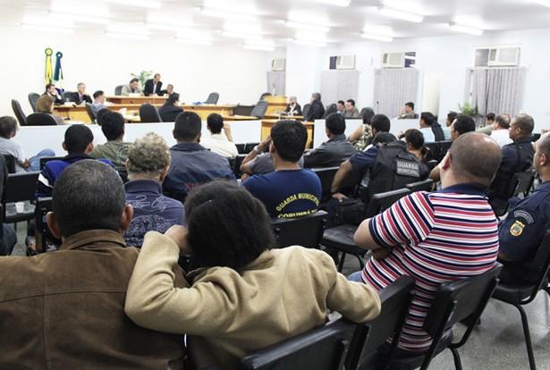 Plenário da Câmara Municipal de Corumbá (Foto: Arquivo)