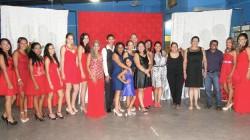 Festa de Formatura do 3º Ano A - EE Leme do Prado 2014