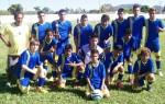 Equipe da São José, campeão do Sub-16 de 2014 (Foto: Piccinin)