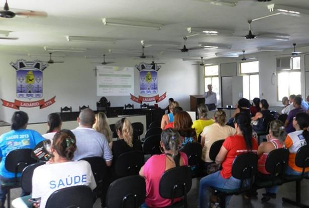 Saúde apresentou todas as ações realizadas no quadrimestre de 2014