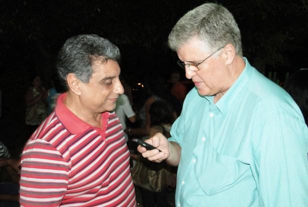 Prefeito José Antonio fala ao Pérola News