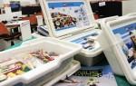 A Biblioteca do Sesi conta com vários equipamentos pedagógicos e tecnológicos