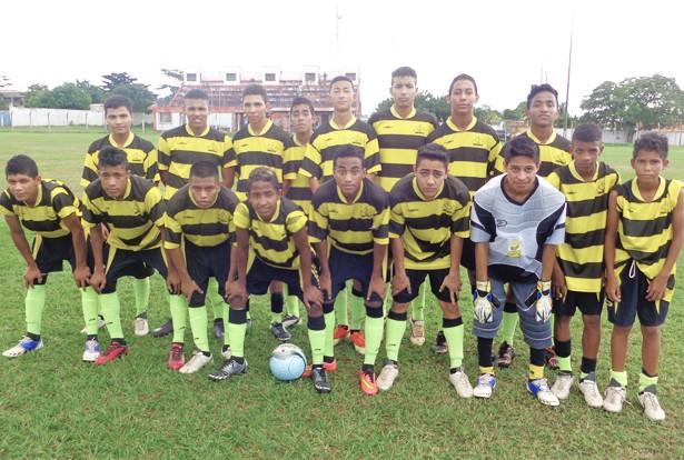 Campeonato Sub-17: Equipe do São José (Foto: Piccinin)
