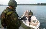 Marinha fiscaliza embarcações durante Operação