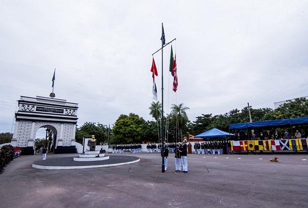 Pérola News | Na comemoração da <b>Data</b> <b>Magna</b> da Marinha ...